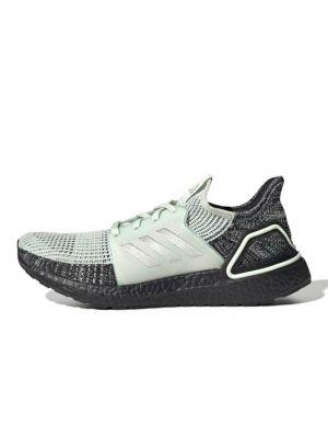 Shop adidas Performance Ultraboost 19 Sneaker Mens Linen Green Ash Green at Studio 88 Online