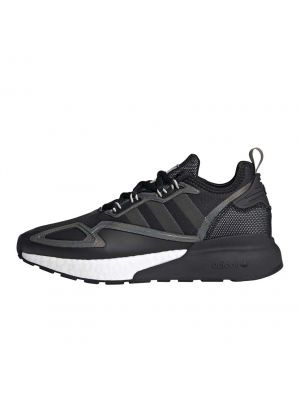 Shop adidas Performance ZX 2K Boost Womens Sneakers Black White at Studio 88 Online
