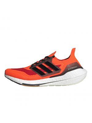 Shop adidas Performance Ultraboost 21 Mens Sneaker Solar Red Black Gold at Studio 88 Online
