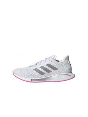 Shop adidas Performance Galaxar Run Sneaker Womens Cloud White Screaming Pink at Studio 88 Online