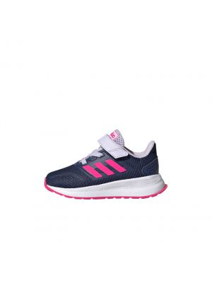 Shop adidas Run Falcon Infants Tech Indigo Shock Pink Purple Tint at Studio 88 Online