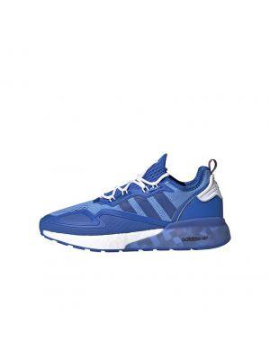 Shop adidas Originals Ninja ZX 2K Boost Kids Sneaker Blue at Studio 88 Online