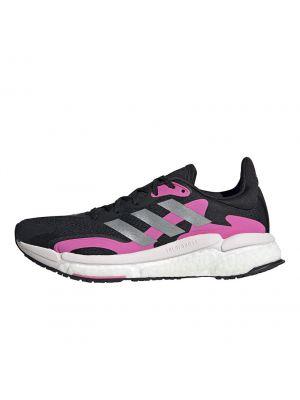 Shop adidas Performance SolarBoost 3 Womens Sneaker Black Screaming Pink Silver at Studio 88 Online