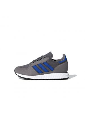 Shop adidas Originals Forest Grove Sneaker Yoth Grey Royal Blue at Studio 88 Online