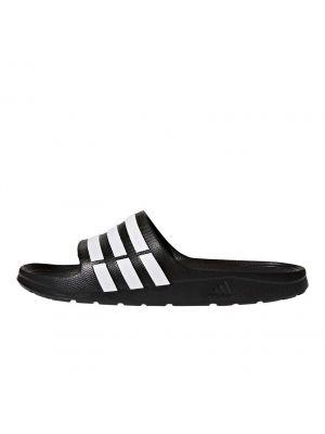 Shop adidas Performance Duramo Slides Mens Black White at Studio 88 Online