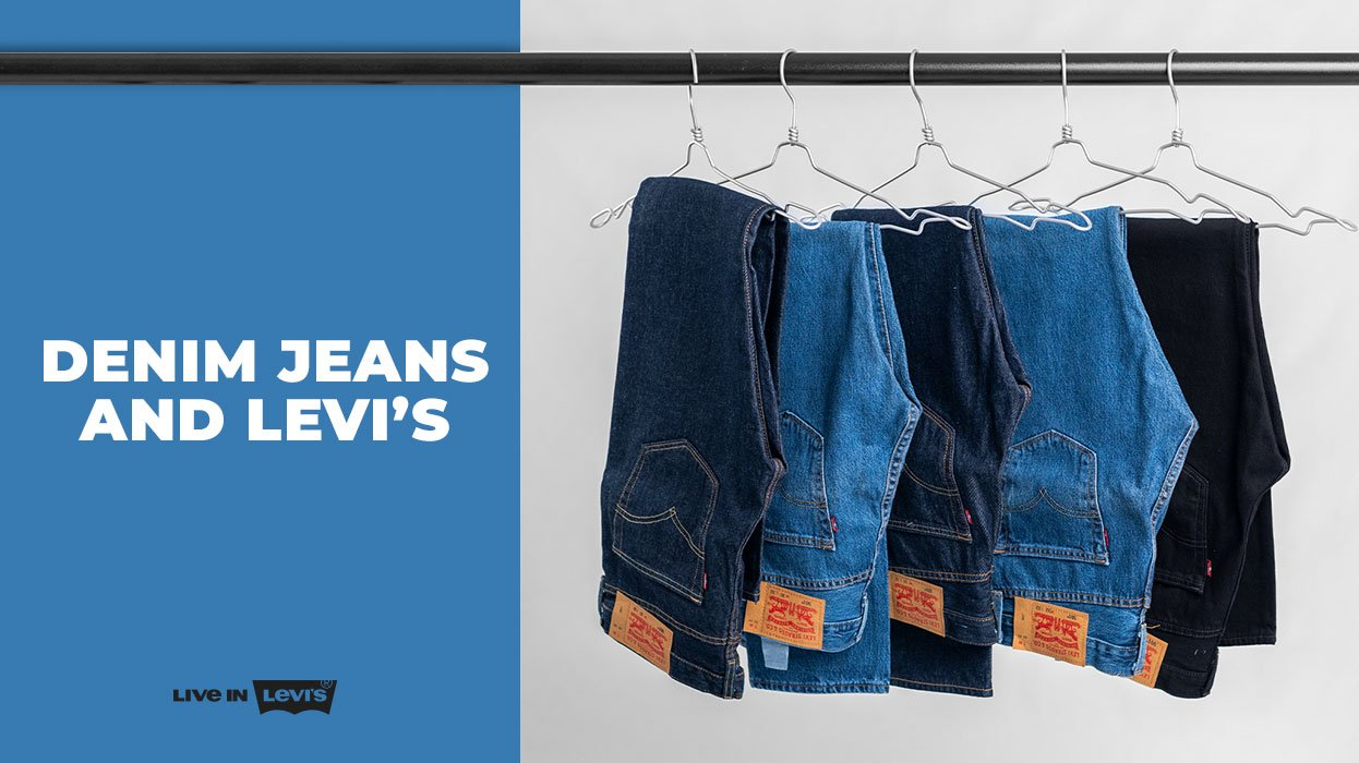 Denim Jeans and Levi's
