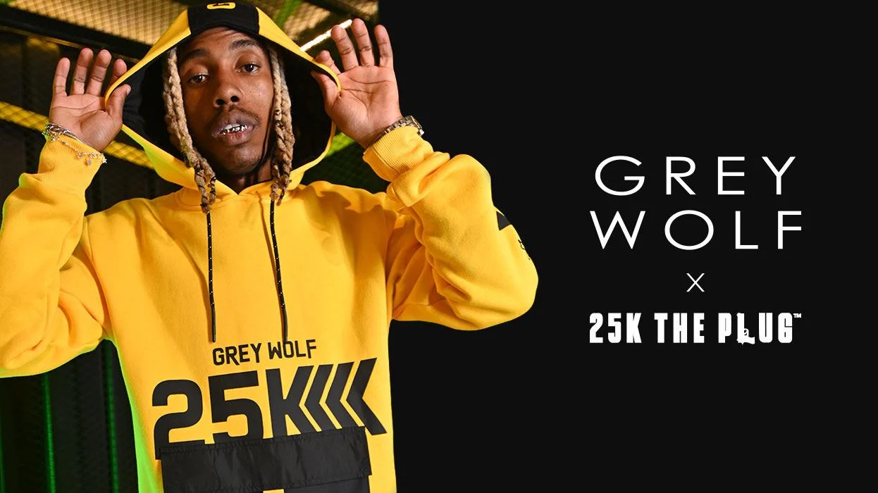 Grey Wolf X 25K Collection