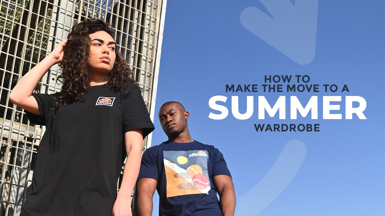 How to Make the Move to Your Summer Wardrobe