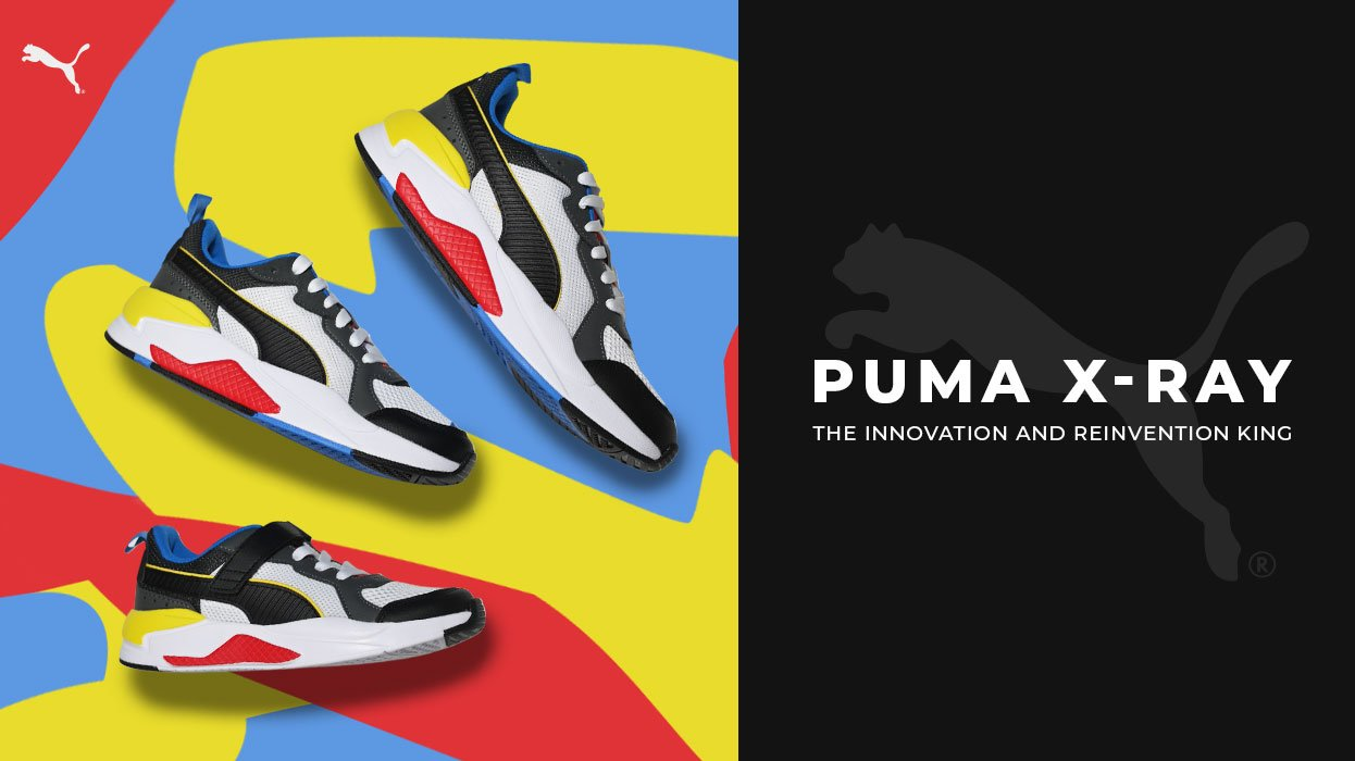 Puma, the Innovation & Reinvention Kings