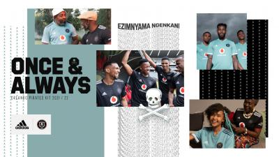 Get Your Soccer On With The Orlando Pirates Jersey