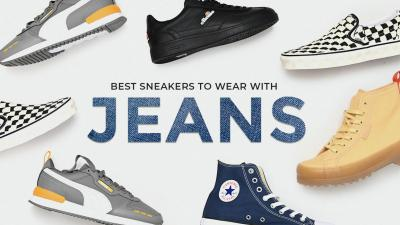 Best Sneakers to Wear with Jeans