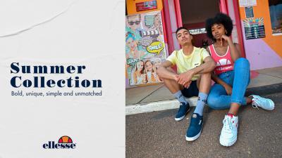 Shop ellesse Summer Range