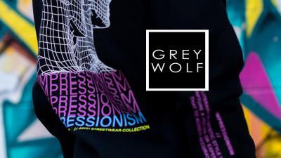 Run Wild with Grey Wolf