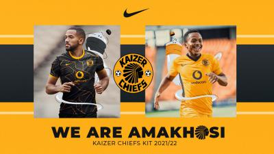 Get Your Kaizer Chiefs Supporters Jersey From Studio 88