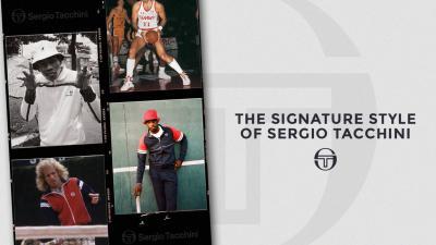 The Signature Style of Sergio Tacchini