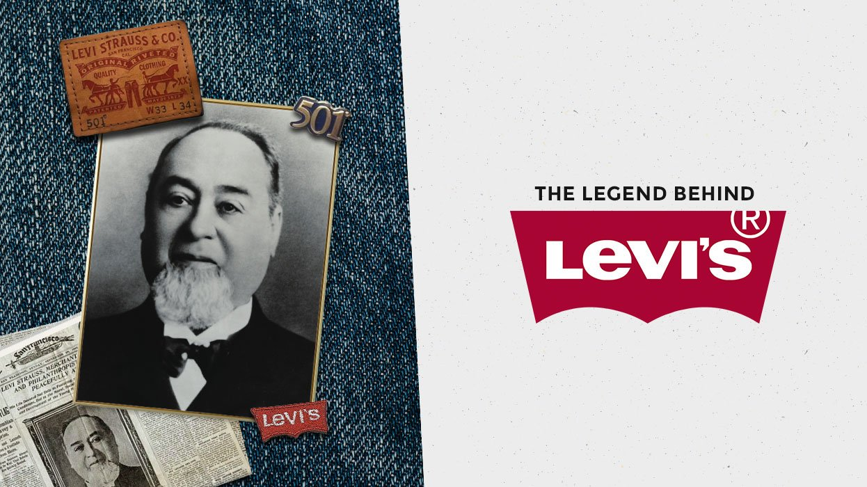 The Legend Behind Levi's Denim