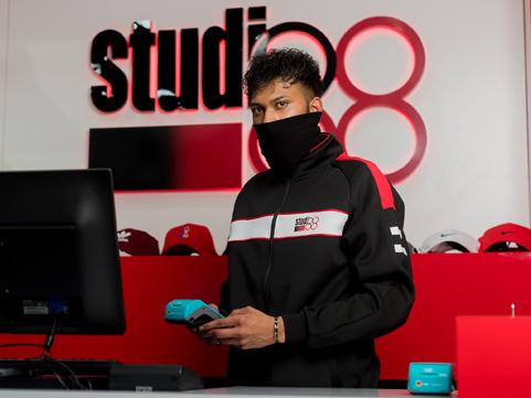 STUDIO 88 STAFF